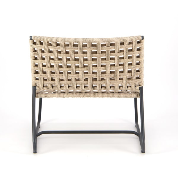 Mayo Outdoor Relaxing Chair - Rear View