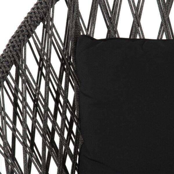 Sunai Open Weave Relaxing Chair - Closeup