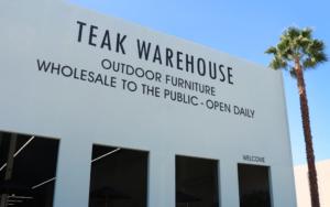 Teak Warehouse San Diego Outdoor Furniture Store