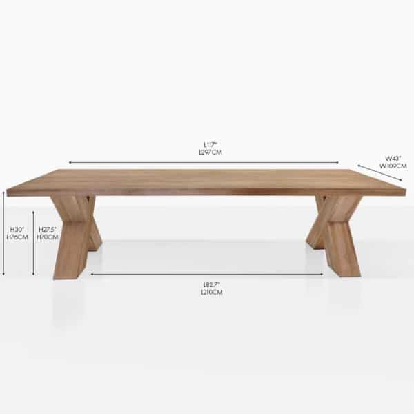 cross-leg-table-straight-dimensions