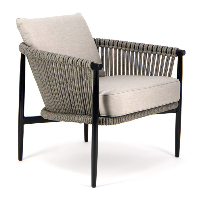 Archi Rope Relaxing Chair - Angle View