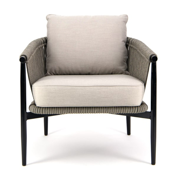 Archi Rope Relaxing Chair - Front View