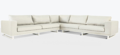 apartmento sectional in canvas