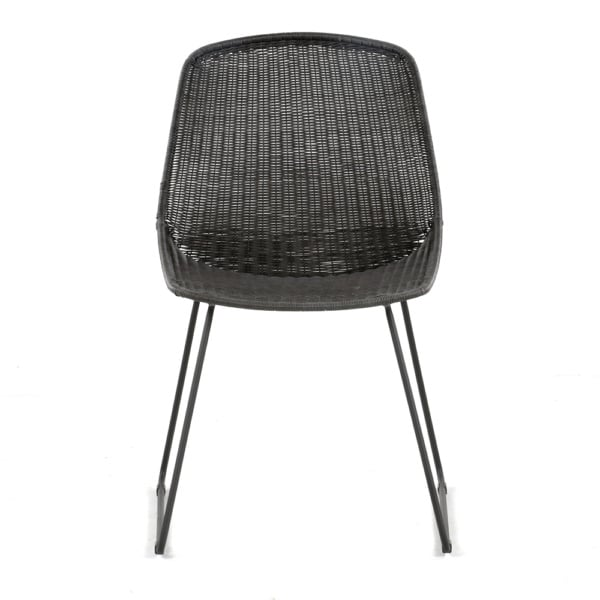 joe-outdoor-wicker-dining-side-chair-coal-front-view