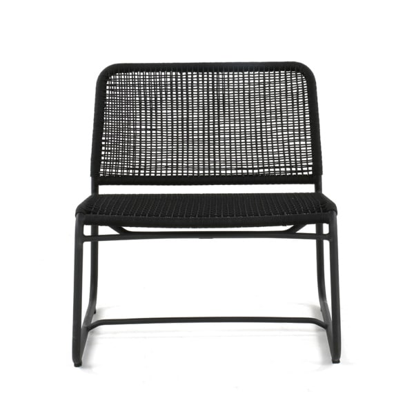 kline-outdoor-rope-and-aluminum-relaxing-chair-front-view