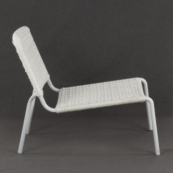 misa-outdoor-relaxing-chair-white-side-view