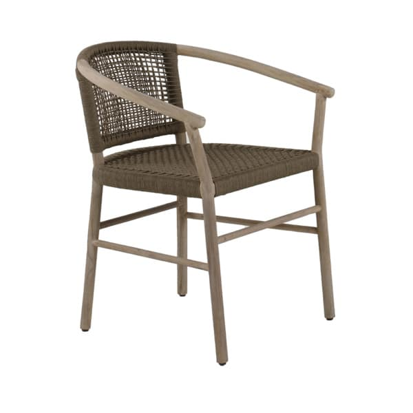 macintosh-outdoor-rope-teak-dining-arm-chair-angle