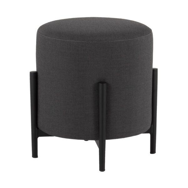 suzi outdoor stool in coal