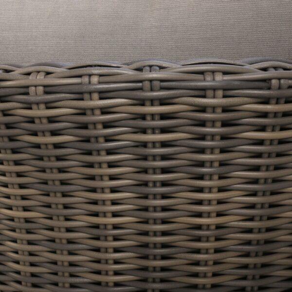 chopin relaxing chair closeup view